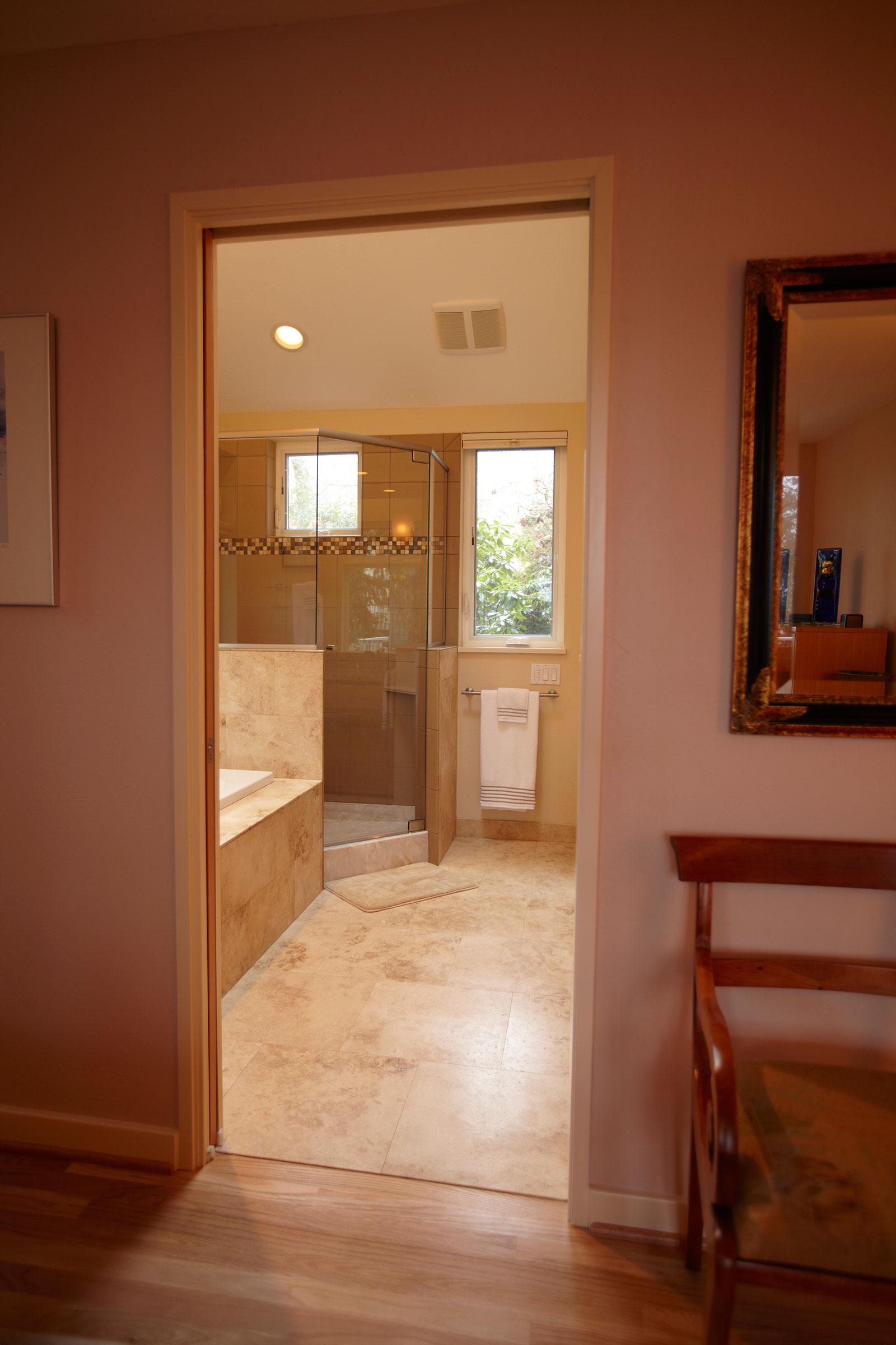 Linton Bathroom Remodel In Eugene - Bathroom remodel eugene oregon