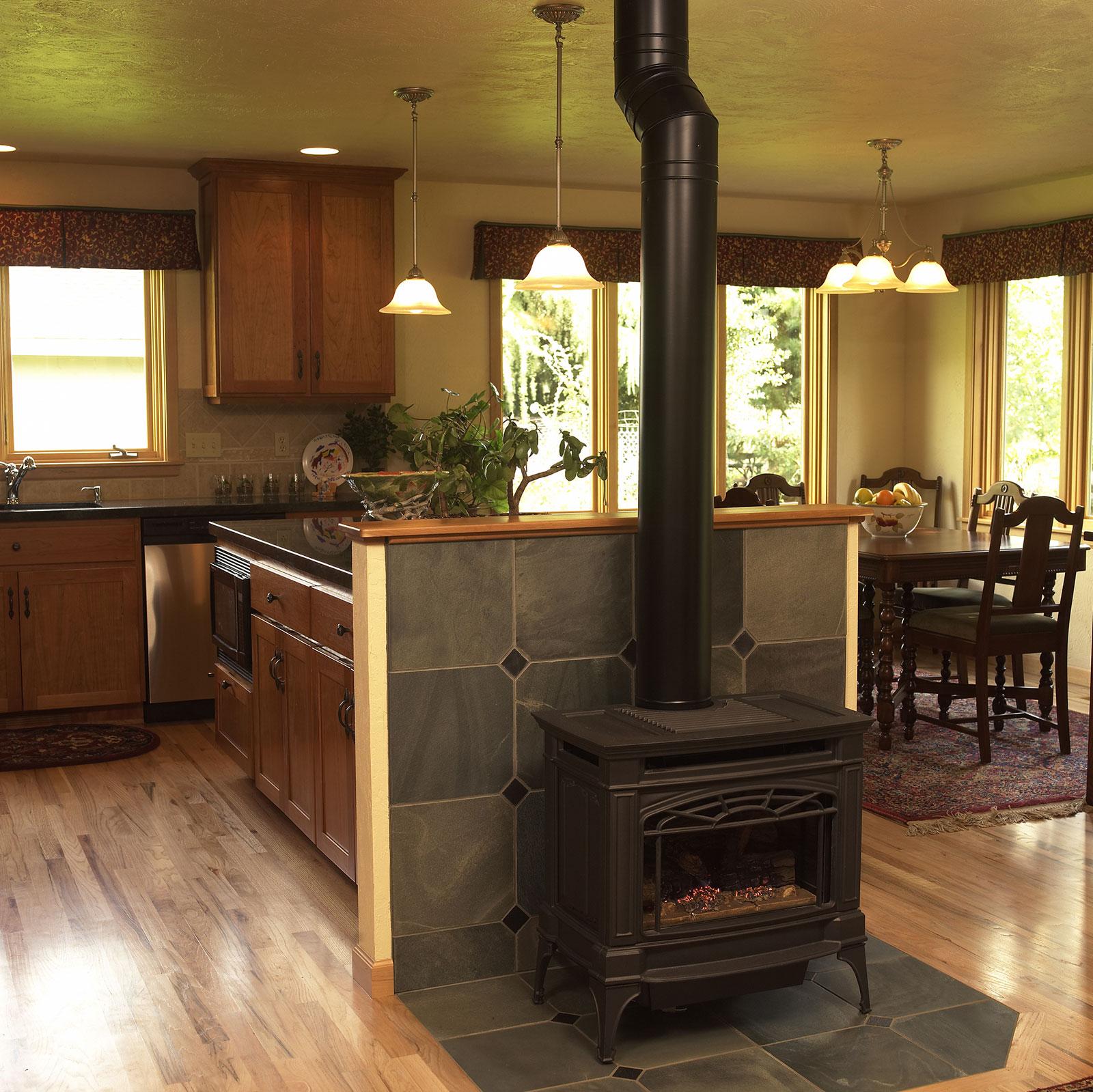 Farver Kitchen Remodel Eugene