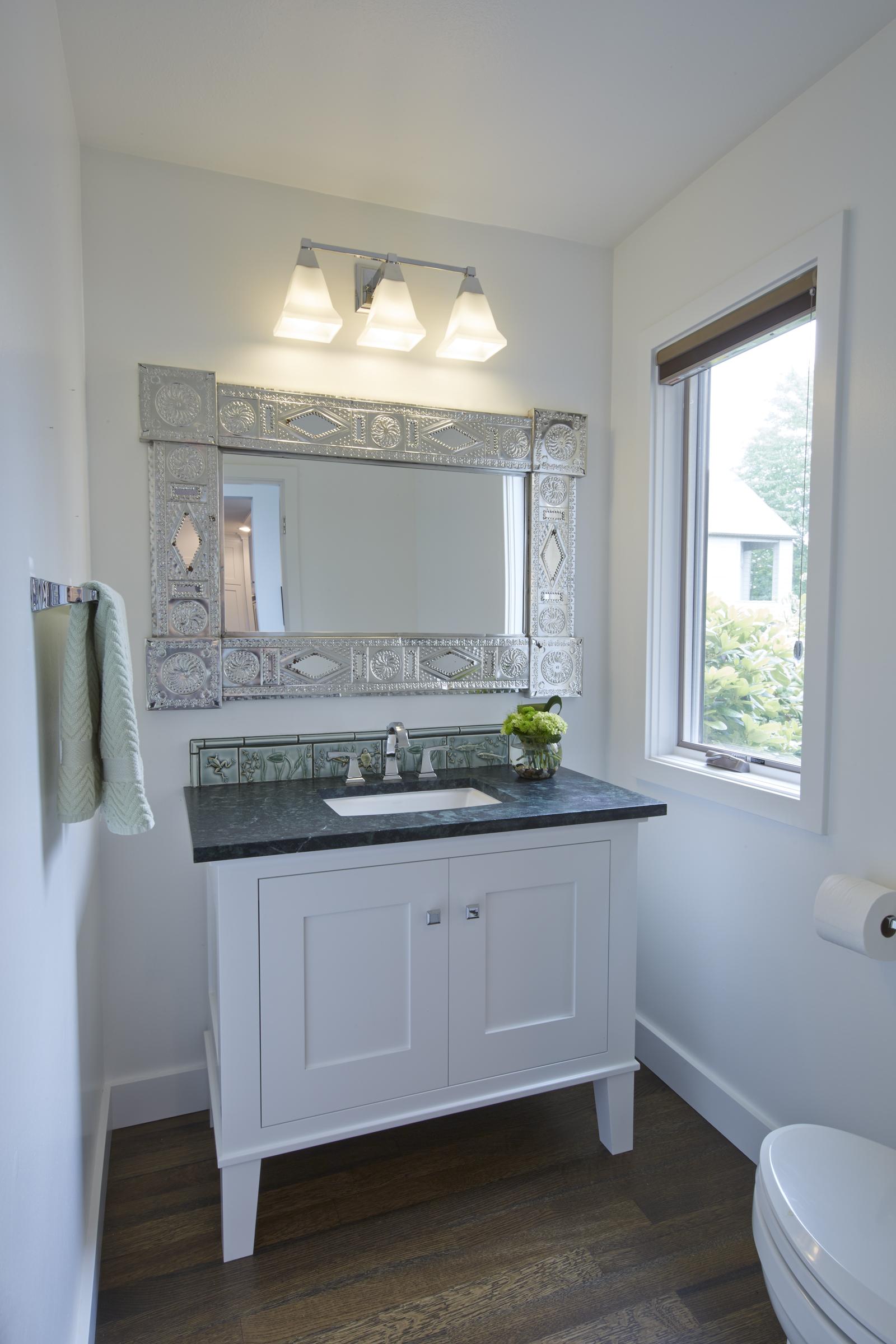 Miller Condo Custom Bath Remodel
