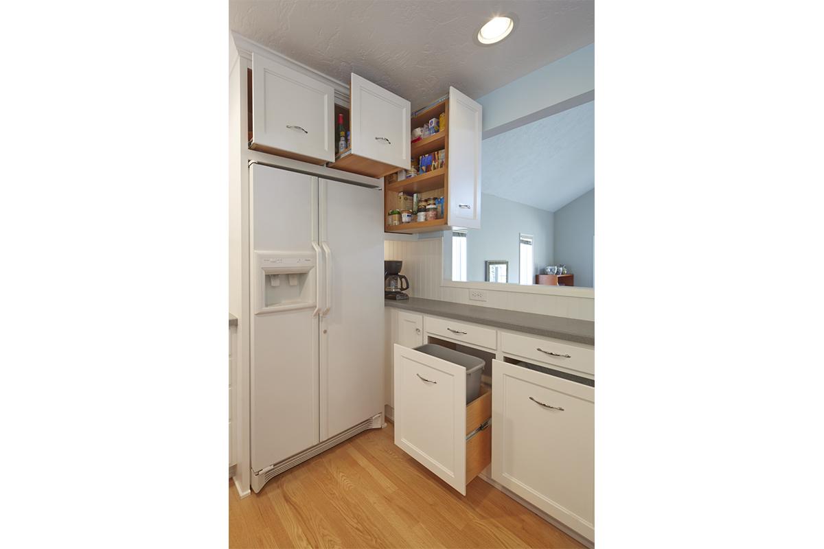 Schenck/Tate Kitchen Custom Cabinets