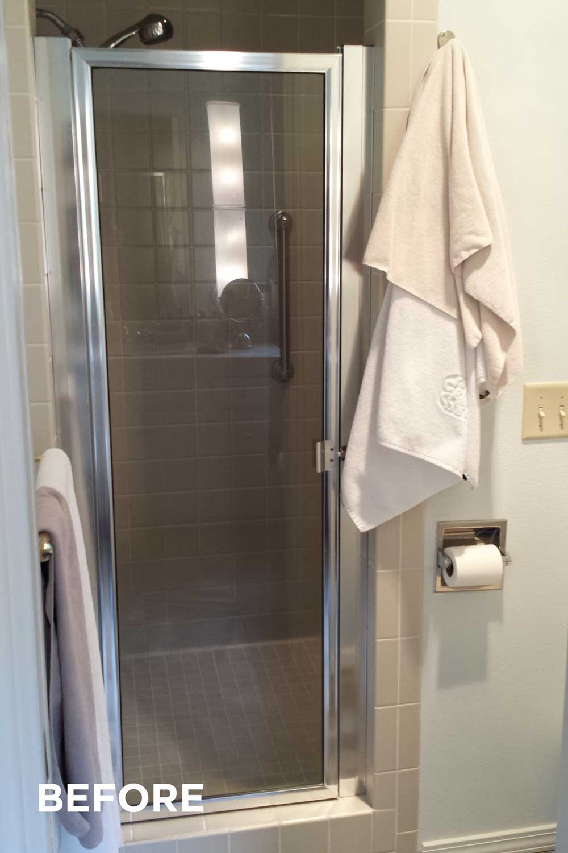 weber master bath shower
