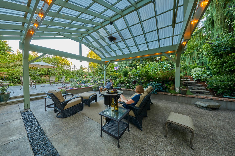 Sanchez-Sasewich Backyard